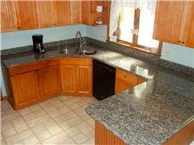Brownie Granite Kitchen Countertops