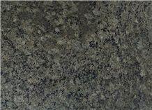 Verde Fontaine Granite Polished Slabs, Green Polished Granite Floor Tiles