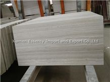 Chenille White Limestone Tile 300x600x10mm, China White Limestone