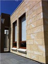 Tamala Limestone Wall Tiles, Wa Limestone Wall Cladding, Masonry, Beige Limestone for Building
