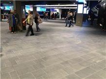 Kimberley Black Granite Floor Tiles
