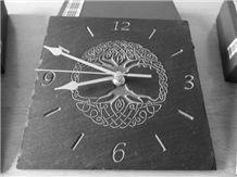 The Tree Of Life, Celtic Clock