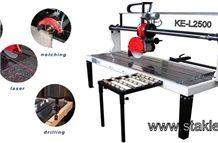 Ke-L2500 Semi-Automatic Multifunctional Stone Cutting Machine