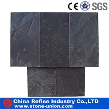 Chinese Black Roof Slate Supplier with Quarry, Roof Stone Covering & Tiles for Sale, Natural Stone for Home Decoration