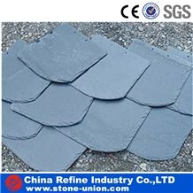 Chinese Factory Direct Sale Cheap Slate for Roofing Decorative, Roof Slate Tile & Covering Stone, Green Slate Roofing Paving Covering,Classical Style Roof Paving Slate Tiles