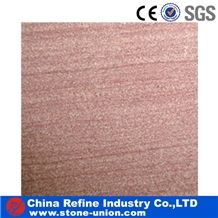 Chinese Red Wave Sandstone Slabs & Tiles for Sale, China Red Sandstone,Misty Rose Sandstone,Desert Red Sandstone