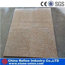 Golden Phoenix Yellow Granite Tiles , Golden Granite Flooring Paving,Phoenix Golden Brown Granite Slabs & Tiles,Thera Gold Granite