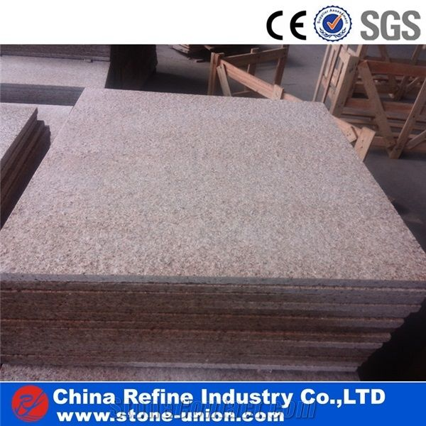 Square Red Granite 80x80 Slabs Tiles Honed Floor Covering Polished Slab Tile China Natural Stone
