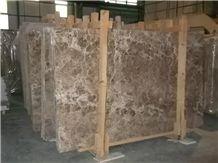 Mesta Emperador Dark Marble Tiles, Slabs, Turkey Brown Marble
