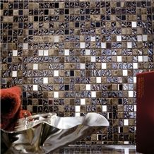 30x30 Glass Mosaic Jonico