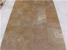 Noce Travertine Tiles & Slabs, Brown Travertine, Chocolate Travertine Floor Tiles, Wall Tiles