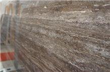 Silver Travertine Titanium