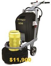 Avenger 650 Floor Grinder/ Polisher