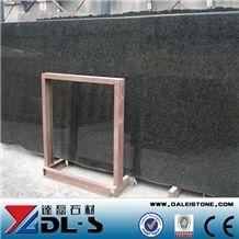 Angola Black Granite Blue in Night Granite Slab