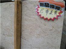 Bateig Beige Polished Slabs & Tiles