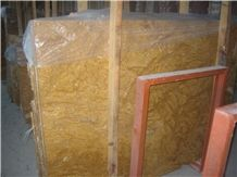 Yellow Marble Polished Slabs & Tiles, Cheap Yellow, Gold Marble Slabs, Turkey Gold Marble Flag Slabs
