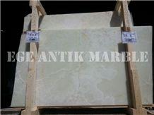 White Onyx 2cm Polished Slabs & Tiles