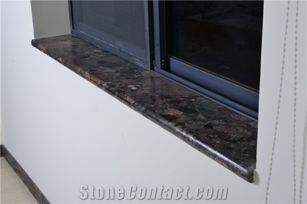 Natural Stone Exterior Window Sill Marble Window Sills