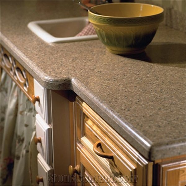 Bestone Quartz Solid Surfaces For Kitchen Countertops The Top Performing Material For Kitchen Used Available 2cm Thick From China Stonecontact Com