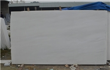 Pure White Marble Grade a Slabs Stock