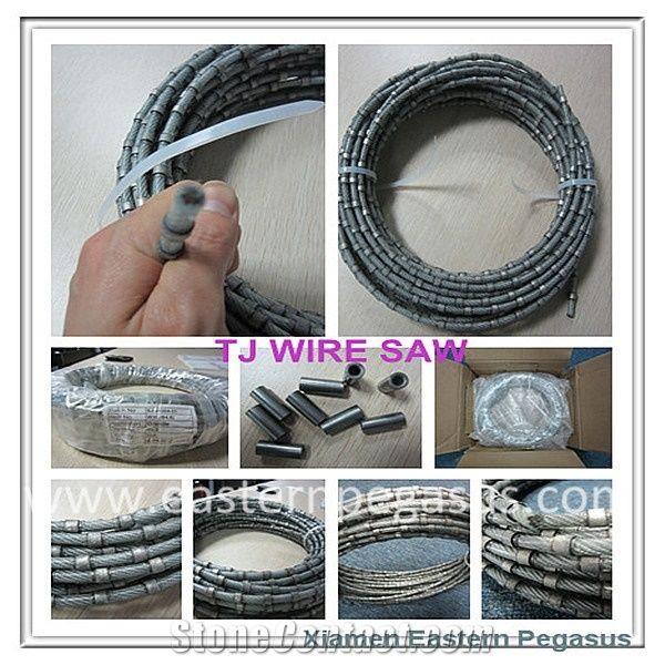 Diamond Wire Saw, Quarry Diamond Wire, Quarry Stone Working