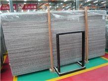 Olive Wood Grain Marble Slabs & Tiles, China Grey Marble