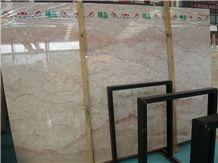Pink Rose Fantasy Marble Slabs & Tiles, China Pink Marble