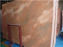 Sunset Red Marble Slabs & Tiles, China Red Marble