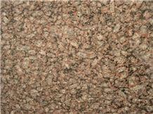 Zata Brown Granite Slabs
