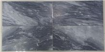 High Quality Nuvolato Grigio Marble Tiles, Italy Grey Marble