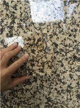 Caledonia Gold Granite Slabs & Tiles/Giallo Atlantico Granite