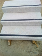 North G603 Grey Granite Stair Steps