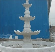 China Europ Style 3 Tier Water Fountain