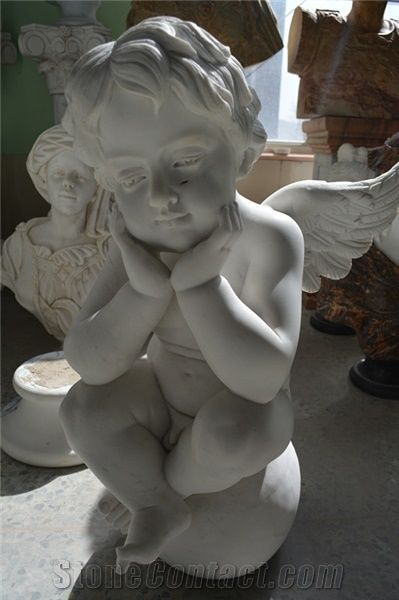 male marble statues