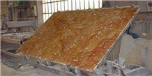 Giallo Reale Rosato Polished Slabs