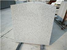 China Grey Granite G603 Tile, Silver White /Star White /Bianco White