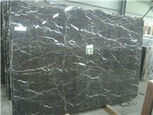 China Hang Grey,Hangzhou Gray Marble,Chinese Picasso Gris,Imperial Silver Spider Marmoles Slabs,Cut-To-Size Tiles,Pattern,Stars Hotel,Lobby,Foyer,Bathroom Wall Cover,Flooring,Clading