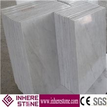 China White Marble Stone Guangxi White Marble Tiles & Slabs, Ivory Jade Marble Floor Covering Tiles, Rainbow White Marble Wall Tiles, Carla White Marble