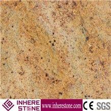 Madura Gold Granite Tiles & Slabs, Giallo Madura Granite Covering, Gold Star, Golden Glory Floor Tiles