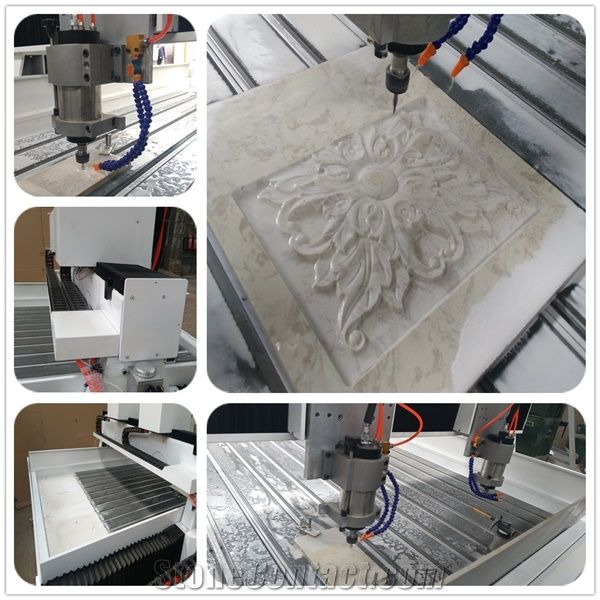 marble granite decor tile engraving