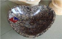 Baltic Brown Granite Sinks & Basins