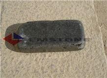 Black Basalt, Black Granite Cube Stone & Pavers
