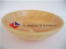 China Basins Yellow Onyx Vessel Sinks, Wholesale Sinks,Distributed Basins,Rosin Crystal Yellow Farm Basins, Factory Nature Stone Sinks, Manufactured Cheap Square Wash Basins