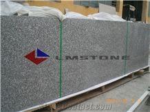 G664,Honed, Aged, Polished, Sawn Cut, Sanded, Rockfaced, Sandblasted, Bushhammered, Tumbled G3564 Granite,Luna Pearl Granite,Luoyuan Bainbrook Brown,Granite Tiles & Slabs