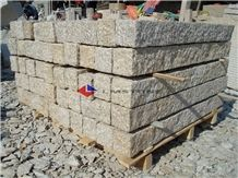 G682 Granite Cube Stone & Pavers