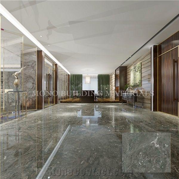 Ternull Porcelain Floor Tile Grey