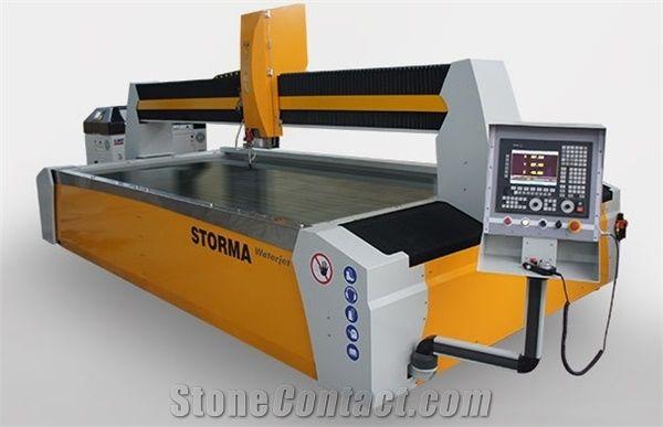 Usel Storma Cnc Waterjet Cutting Machines from Turkey