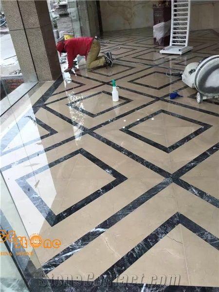 Ash Grey Marble Domestic Grey Marble/Mystery Grey Home Marble Floor Design Sunny Grey Marble From China - StoneContact.com