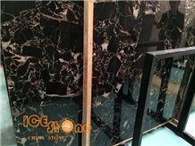 Athen Black Flower/Vendome Noir/Potrorro/Marble Slabs/Tiles