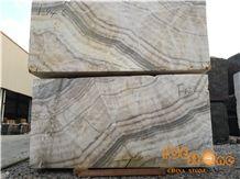 Beige Wooden Onyx Blocks/Chinese Wooden Onyx Blocks